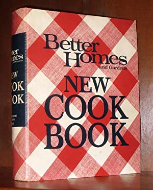 Better Homes and Gardens NEW COOK BOOK 1969: Homes, Better; Gardens