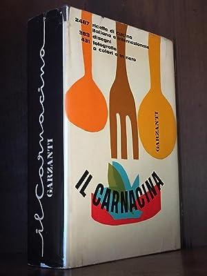 Il Carnacina [Italian Language]: Veronelli, Luigi