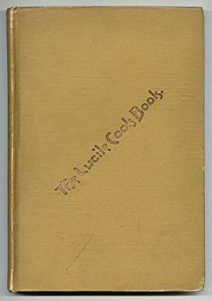 Lucile Cook Book (New Haven, Connecticut): Morehouse, A.G.