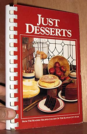 Just Desserts : Compiled by Marcia Tammeus: Tammeus, Marcia (compiled