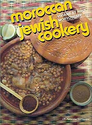 moroccan jewish cookery: Moryoussef, Vivane et Nina. Translator: Shirley Kay