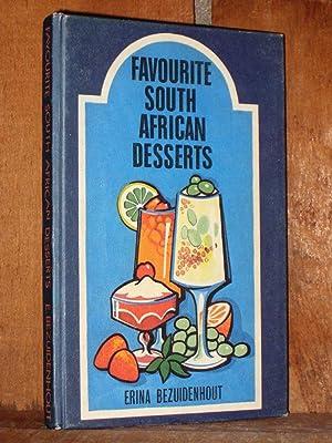 Favourite South African Desserts: Bezuidenhout, Erina