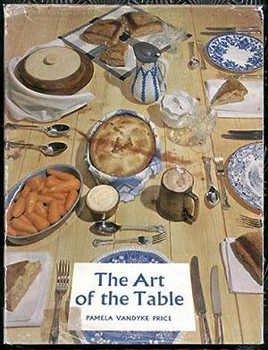 The Art of the Table: Price, Pamela Vandyke