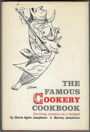 Famous Cookery Cookbook [The Cookery, New York Restaurant]: Josephson, Gloria Agrin