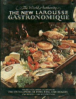 The New Larousse Gastronomique: The Encyclopedia of: Montagne, Prosper