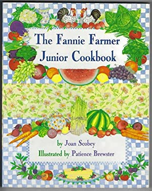 The Fannie Farmer Junior Cookbook: Scobey, Joan