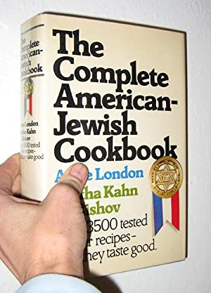 The Complete American-Jewish Cookbook: In Accordance With the Jewish Dietary Laws