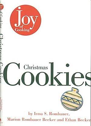 Joy of Cooking Christmas Cookies: Rombauer, Irma S.;