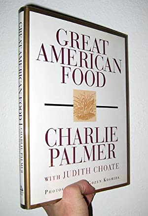 Great American Food: Palmer, Charles