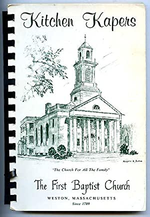 Kitchen Kapers: Church, The First