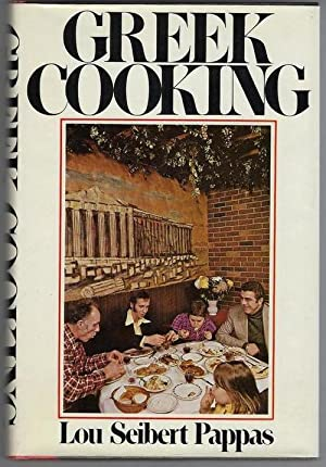 Greek Cooking: Pappas, Lou Seibert