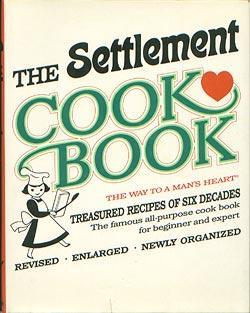 Settlement Cook Book: Kander, Mrs. Simon