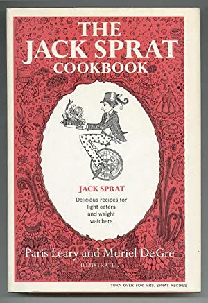 The Jack Sprat cookbook;: Or, Good eating: Zane, Polly