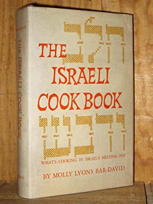 ISRAELI COOK BOOK: Bar-David, Molly Lyons