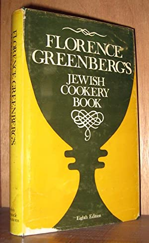 Florence Greenberg's Jewish Cookery Book: Greenberg, Florence