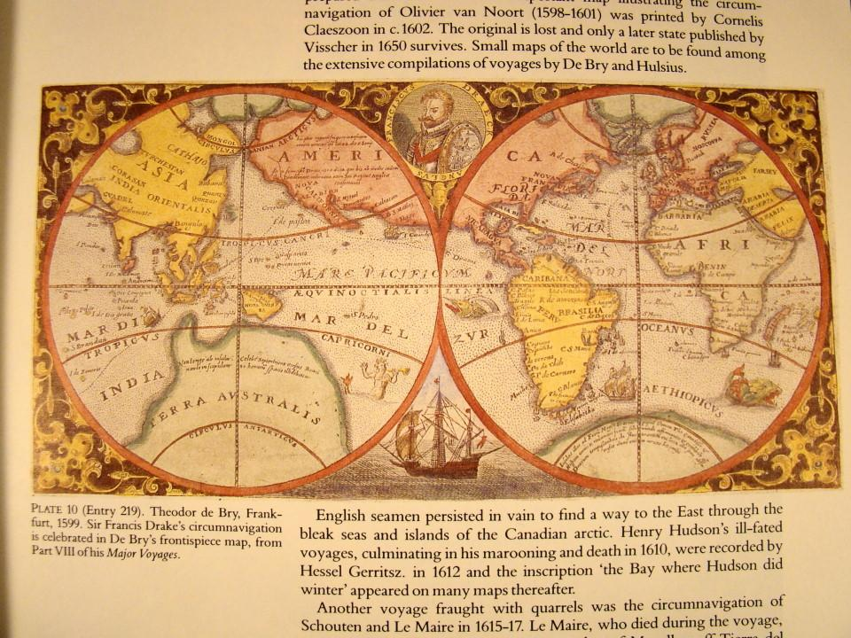 The Mapping of the World Early Printed World Maps 1472-1700. by ...
