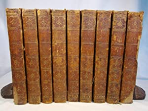 The Works In Nine Volumes, Complete. With Notes & Illustrations by Joseph Warton, D.D. & Others.