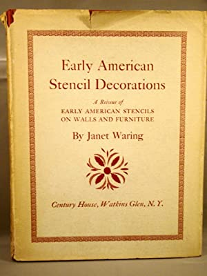 Early American Stencil Decorations.