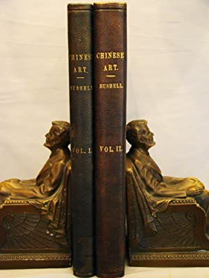 Chinese Art. First edition large paper copy in 2 volumes .
