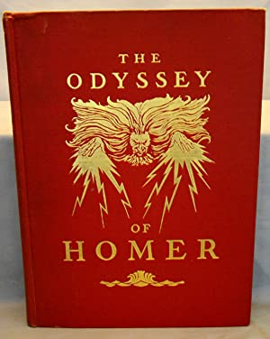 The Odyssey of Homer. 16 color plates after N. C. Wyeth.