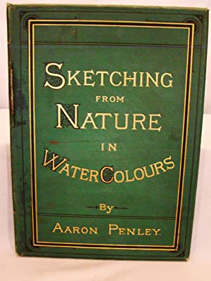 Sketching from Nature in Water Colours. 14 chromolithograph plates, 1869.