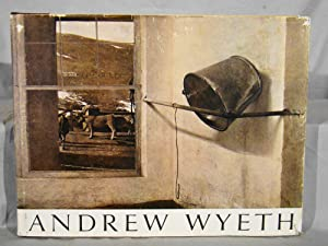 Andrew Wyeth. First edition signed & inscribed by Andrew Wyeth.