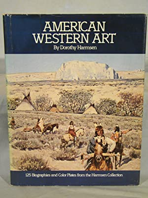 American Western Art A Collection of One Hundred Twenty-five Western Paintings and Sculpture with...
