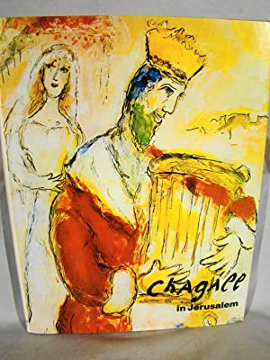 Chagall in Jerusalem.