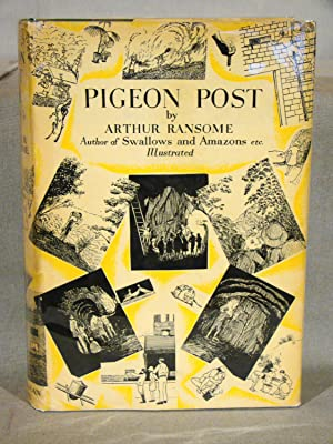Pigeon Post. First edition in dust jacket.