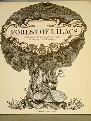 Forest of Lilacs. First edition, first printing in first dust jacket.