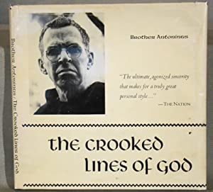 The Crooked Lines of God. Signed by the author.