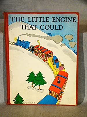 The Little Engine That Could. First edition, first printing.