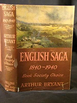 English Saga 1840-1940. Signed by the author.