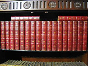 The Complete Works. In 20vols Signed Binding by Macdonald & Sons.