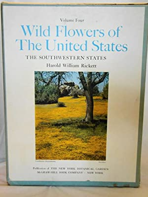 Wild Flowers of the United States. Vol: Rickett, Harold William.
