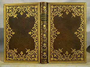 The Poetical Works of John Keats. Full crushed levant morocco gilt extra signed binding by Rivier...