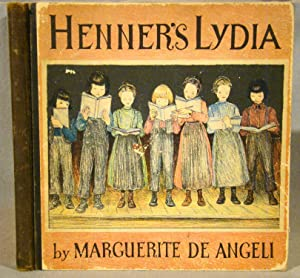 Henner s Lydia. Signed by the author,1937.