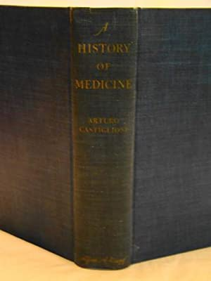 A History of Medicine. Translated from the Italian & Edited by E. B. Krumbhaar.