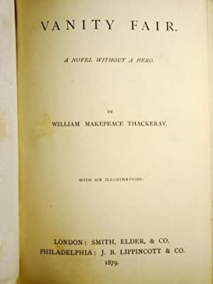 The Works Of William Makepeace Thackeray In Twelve Volumes.: Thackeray, William Makepeace.