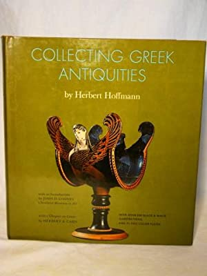 Collecting Greek Antiquities.