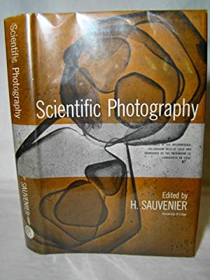 Scientific Photography. Proceedings of the International Colloquium Held at Leige 1959.