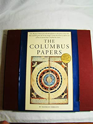 The Columbus Papers The Barcelona Letter Of: Obregon, Maurico.