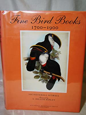 Fine Bird Books 1700-1900.