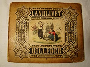 Landlivet Billeder [Countrylife Pictures]. Eight hand-colored stone lithographs ca 1830?s.