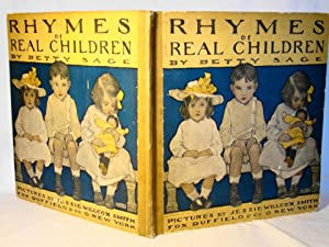 Rhymes of Real Children. Illustrated by Jessie Wilcox Smith.