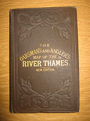 The Oarsman's and Angler's Map of the: Reynolds, James