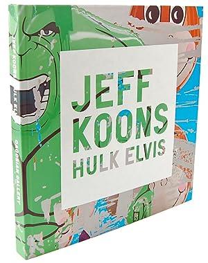 Jeff Koons: Hulk Elvis: Jeff Koons, Scott