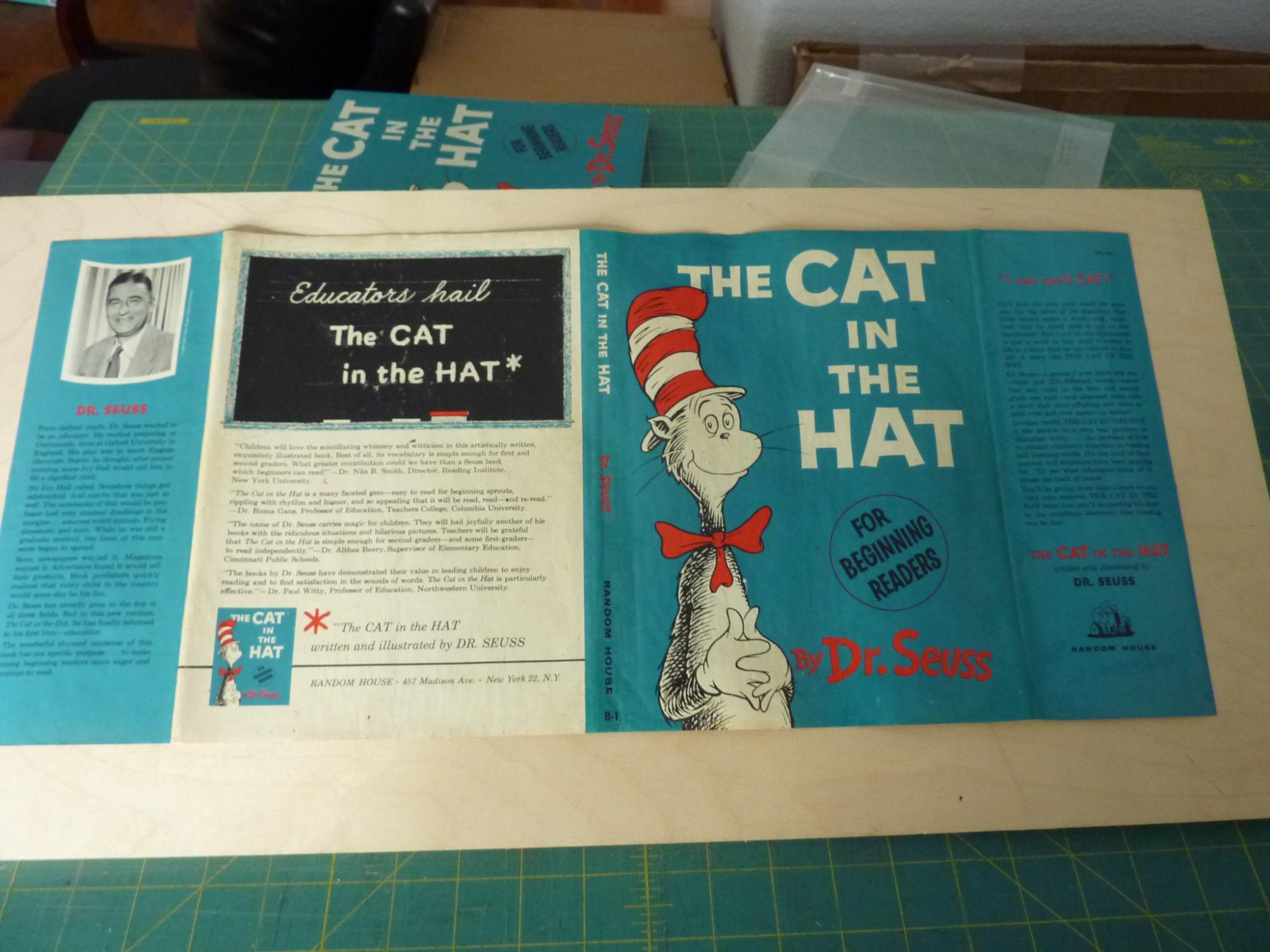The Cat in the Hat Seuss, Dr.