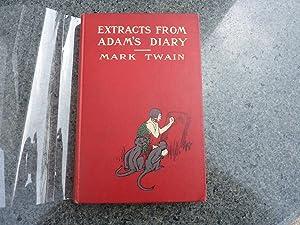 Extracts from Adams Diary: Twain, Mark