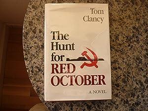 Hunt for Red October: Clancy, Tom